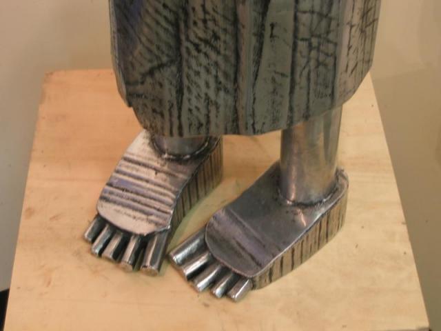 Waif - Feet